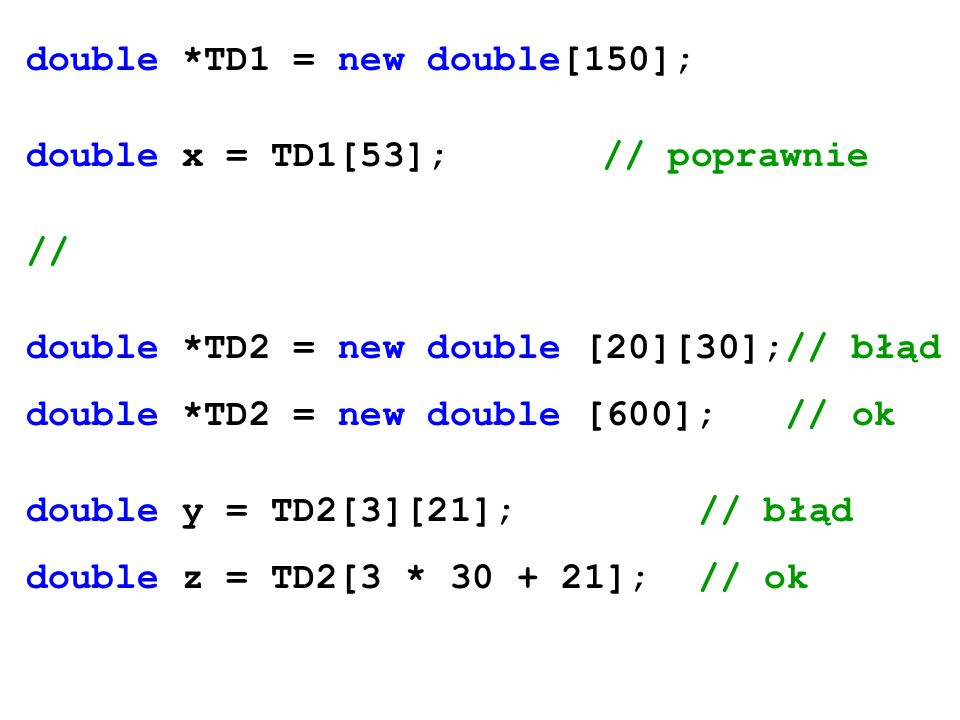 double *TD1 = new double[150];
